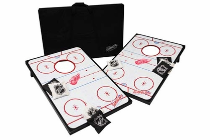 Detroit Red Wings Tailgate Toss Cornhole Beanbag Game