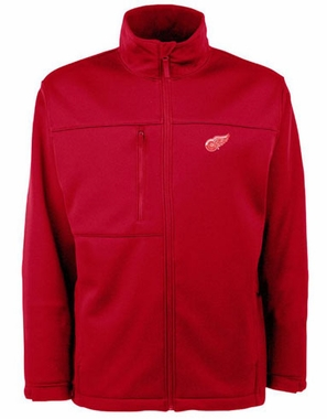 Detroit Red Wings Mens Traverse Jacket (Team Color: Red)