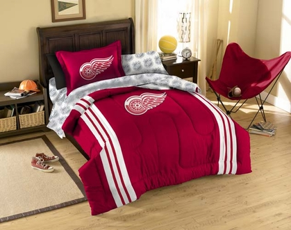 Detroit Red Wings Twin Bed in a Bag