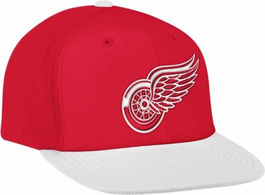 Detroit Red Wings Vintage Snapback Hat