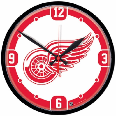 Detroit Red Wings Wall Clock
