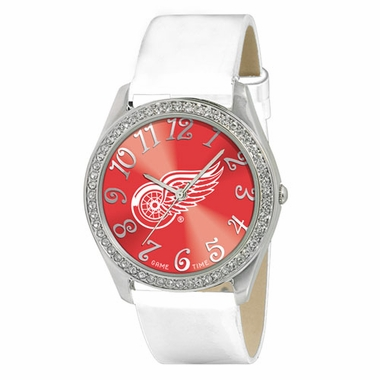 Detroit Red Wings Women's Glitz Watch