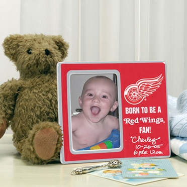 Detroit Red Wings Youth Picture Frame
