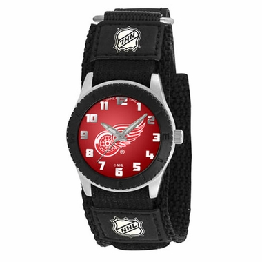 Detroit Red Wings Youth Rookie Watch (Black)