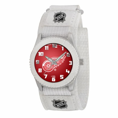 Detroit Red Wings Youth Rookie Watch (White)