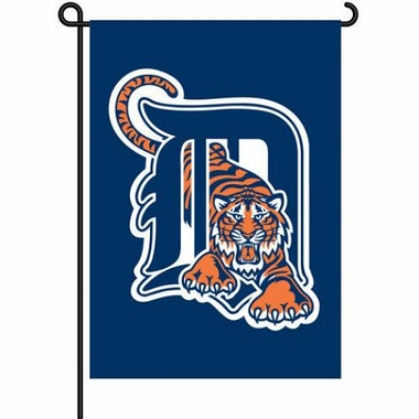 Detroit Tigers 11x15 Garden Flag