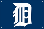 Detroit Tigers Flags & Outdoors