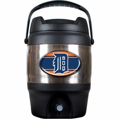 Detroit Tigers 3 Gallon Stainless Steel Jug