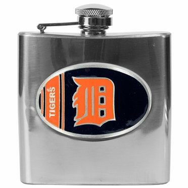 Detroit Tigers 6 oz. Hip Flask