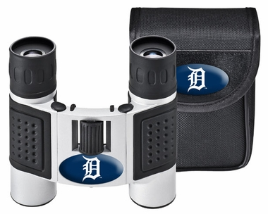 Detroit Tigers Binoculars and Case