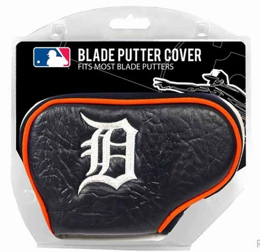 Detroit Tigers Blade Putter Cover