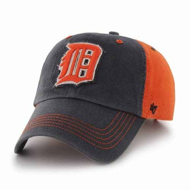 Detroit Tigers Bower Clean Up Adjustable Hat
