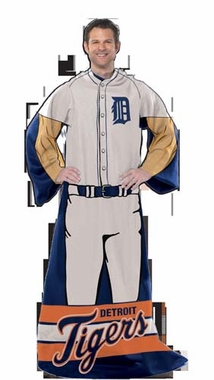Detroit Tigers Comfy Wrap (Uniform)