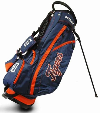 Detroit Tigers Fairway Stand Bag