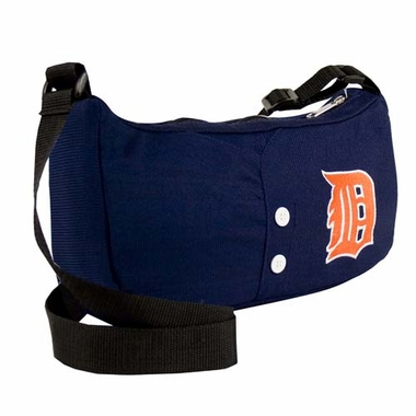 Detroit Tigers Jersey Material Purse