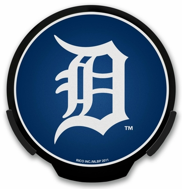 Detroit Tigers Light Up Power Decal