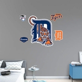 Detroit Tigers Wall Decorations