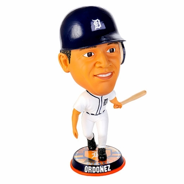 Detroit Tigers Magglio Ordonez 2010 Big Head Bobblehead
