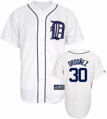 Detroit Tigers Magglio Ordonez Replica Player Jersey