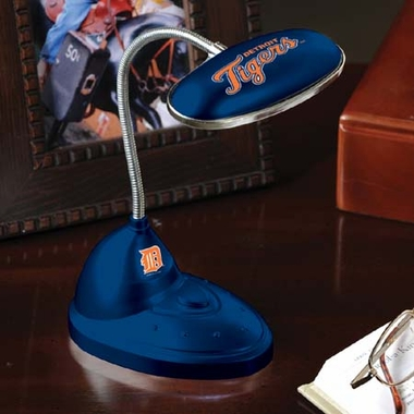 Detroit Tigers Mini LED Desk Lamp