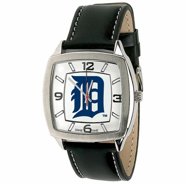 Detroit Tigers Retro Mens Watch