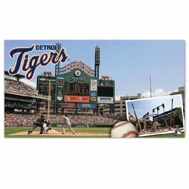 Detroit Tigers Runner Mat
