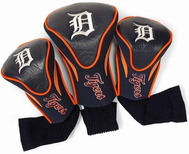 Detroit Tigers Set of Three Contour Headcovers