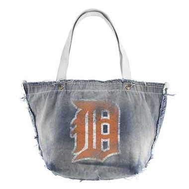Detroit Tigers Vintage Tote (Denim)