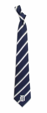 Detroit Tigers Woven Poly 1 Necktie