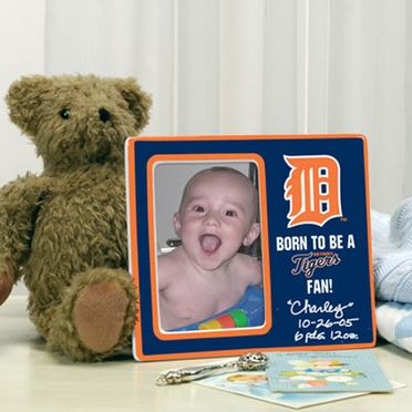 Detroit Tigers Youth Picture Frame