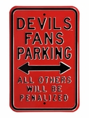 New Jersey Devils Wall Decorations