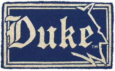 Duke 18x30 Bleached Welcome Mat