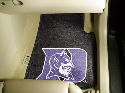 Duke 2 Piece Car Mats