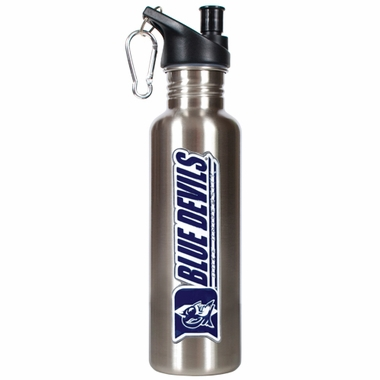 Duke 26oz Stainless Steel Water Bottle (Silver)