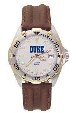 Duke All Star Mens (Leather Band) Watch