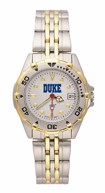 Duke All Star Womens (Steel Band) Watch
