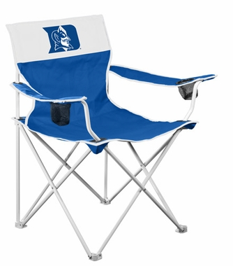 Duke Big Boy Adult Folding Logo Chair