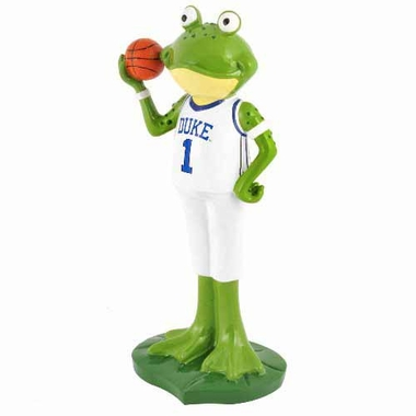 Duke Blue Devils 12 Inch Frog Player Figurine