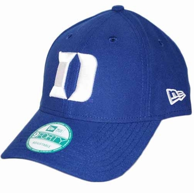 Duke Blue Devils 9Forty The League Adjustable Hat