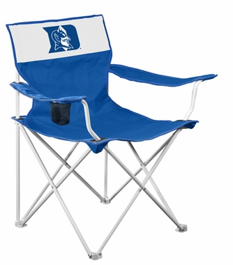 Duke Canvas Adult Folding Logo Chair