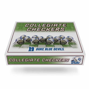Duke Checkers Set