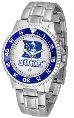 Duke Competitor Men's Steel Band Watch