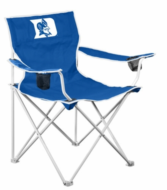 Duke Deluxe Adult Folding Logo Chair