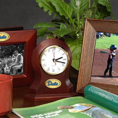 Duke Desk Clock