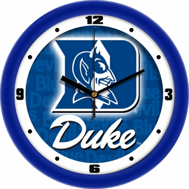 Duke Dimension Wall Clock