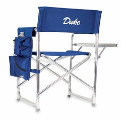 Duke Embroidered Sports Chair (Navy)