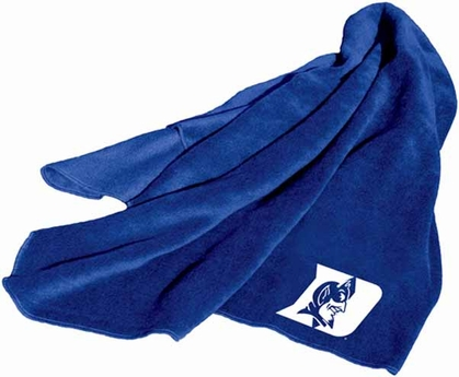 Duke Fleece Throw Blanket