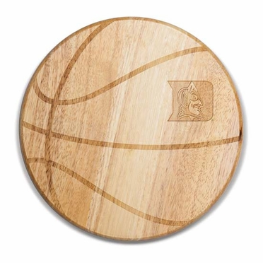 Duke Free Throw Cutting Board
