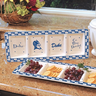 Duke Gameday Relish Tray