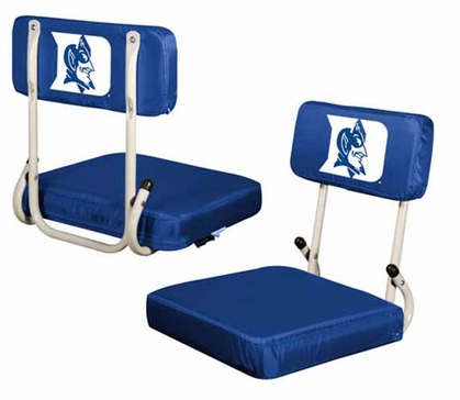 Duke Hard Back Stadium Seat